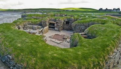 Apakah Orang Skotlandia Kuno Makan Tikus Panggang?