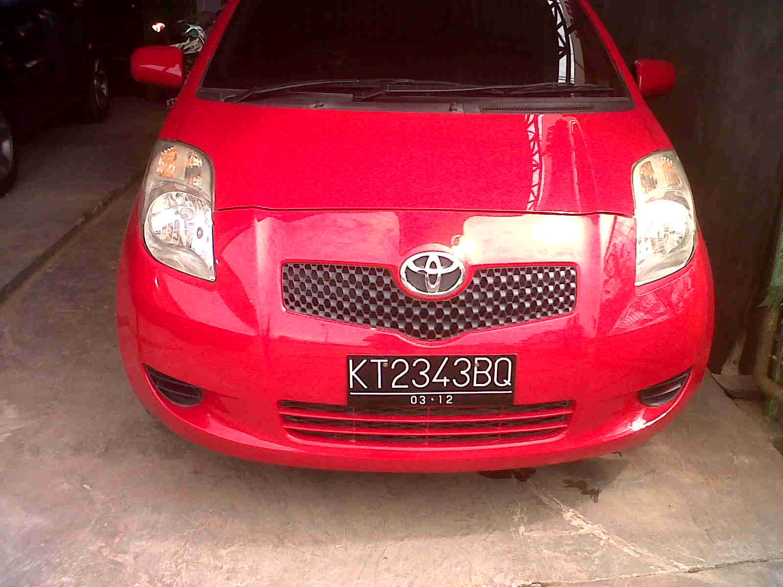 toyota yaris trd merah all new altis iklan bisnis samarinda dijual mobil e manual