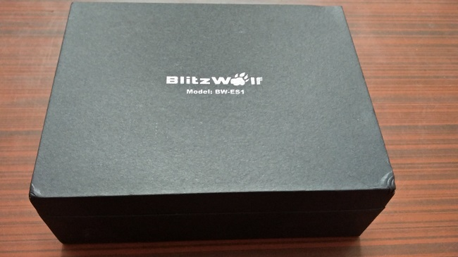 BlitzWofl BW-ES1 Unboxing