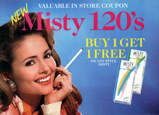 Misty Cigarettes Coupons