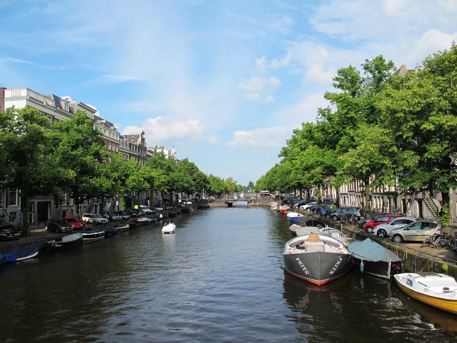 City guide weekend Amsterdam