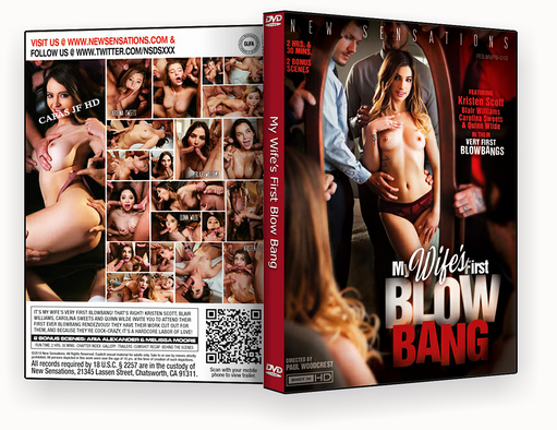 My Wifes First Blow Bang xxx 2018 – ISO – CAPA DVD