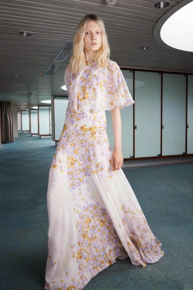 Fashion - Giambattista Valli Evening gowns - Best of Resort 2015
