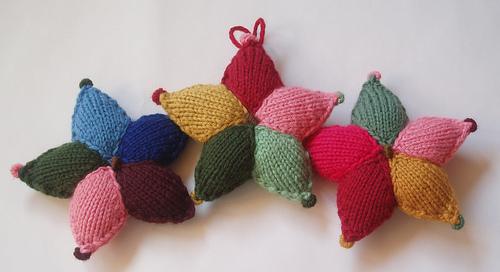 Estrelas-feitas-em-tricô