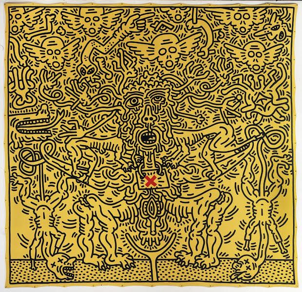 Art & Artists Keith Haring