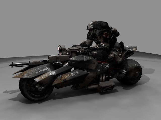 Armour Bike
