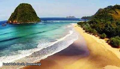 Pantai Pulo Merah