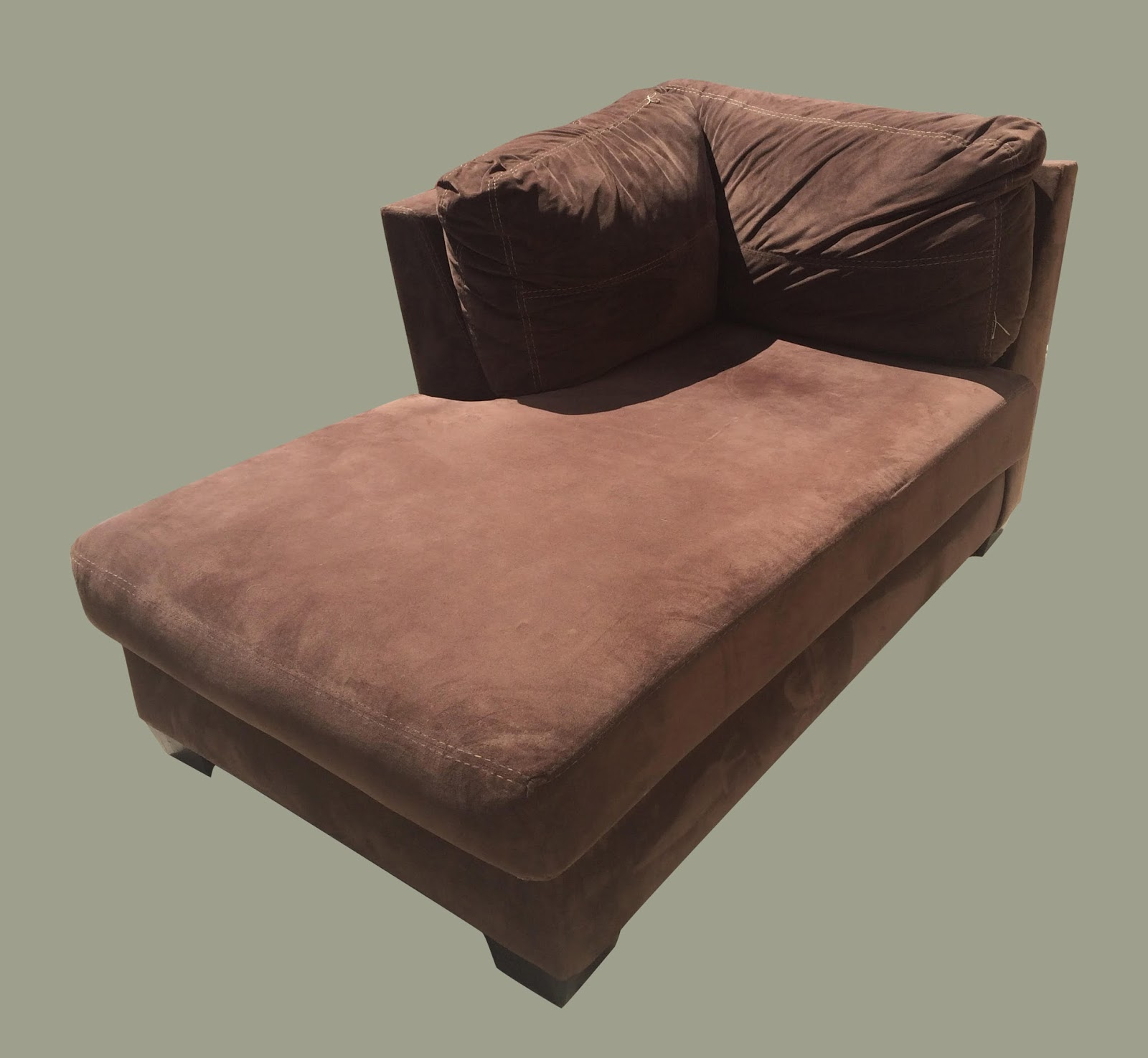 uhuru furniture collectibles chocolate chaise 175. Black Bedroom Furniture Sets. Home Design Ideas