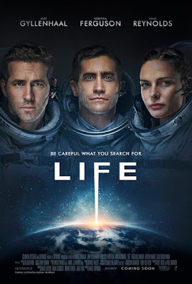 """Life"" (Daniel Espinosa, 2017)"