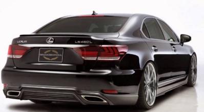 2017 Lexus LS 460 F Sport Models