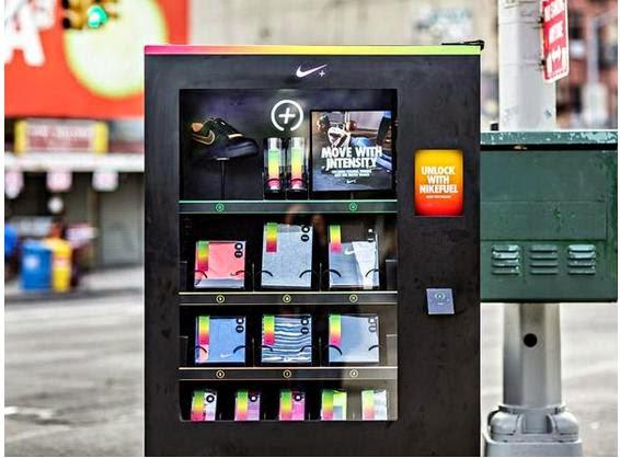 [NEO Marketing] 案例:Nike到底在想什麼?點數換商品販賣機現身紐約