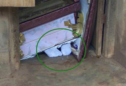 ritualist man interrupts wife burial nnewi anambra