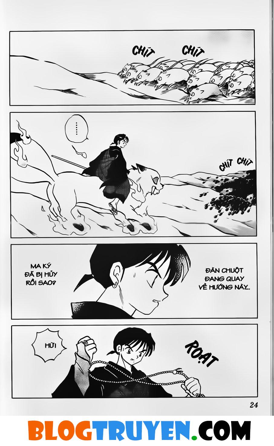Inuyasha vol 34.2 trang 3