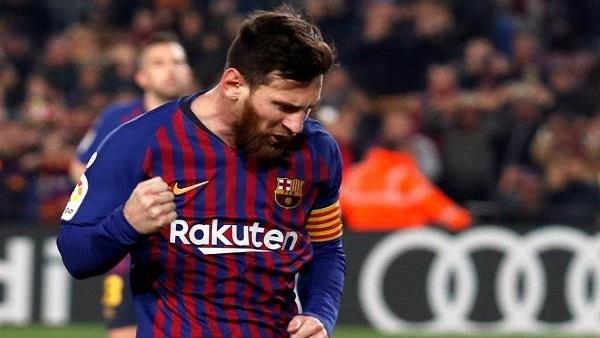 ميسي يهدد ريال مدريد