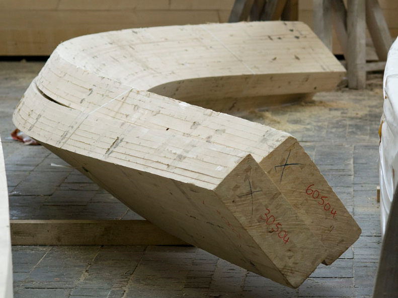 Modern Timber Construction Architectoid