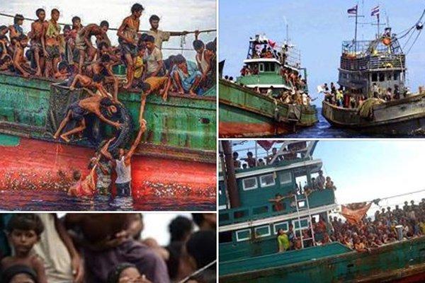 Untuk Anda yang Benci pada Pengungsi Rohingya