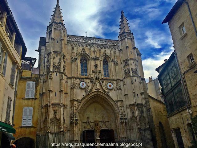 Igreja de Saint Pierre, Avignon