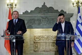 Μεγαλύτερος κίνδυνος ο Τσίπρας από τον Ερντογάν;