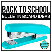 Easy Back To School Bulletin Board Ideas Clutter Free