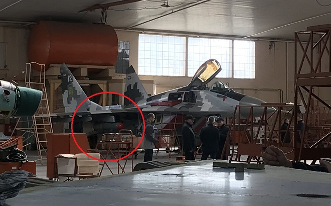 Тривають випробування МіГ-29МУ2