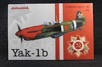 Eduard Yak-1b