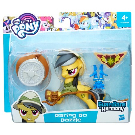 Daring Do Dazzle Guardians of Harmony 2017 MLP Figure