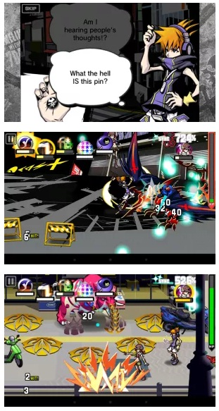 The World Ends With You MOD APK