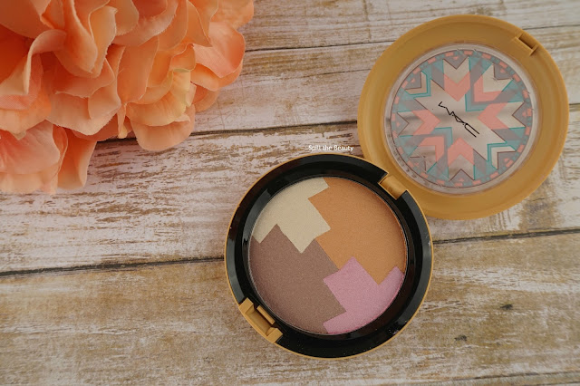 MAC Vibe Tribe Gleamtones Powder Dunes At Dusk Review Swatches