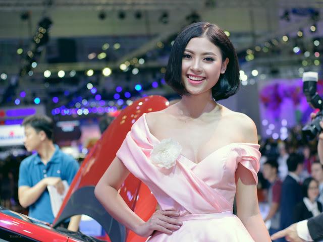 Người đẹp VMS 2017