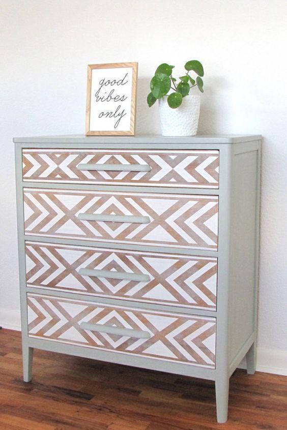 zımparasız mobilya boyama