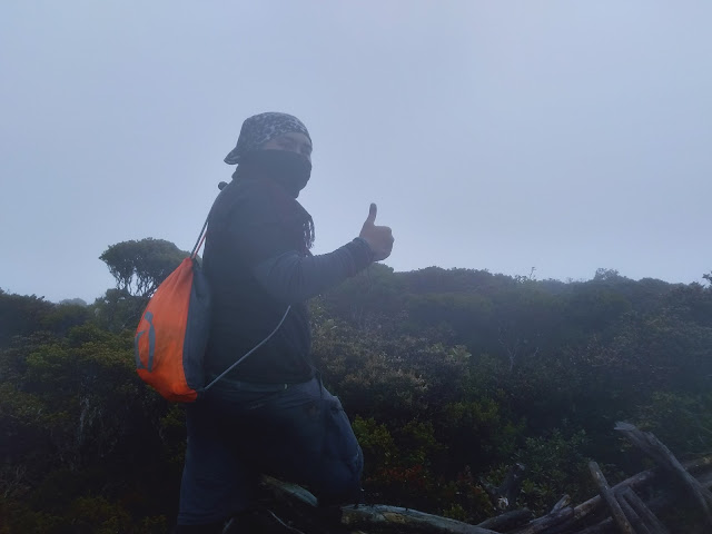 Mt. tabayoc summit