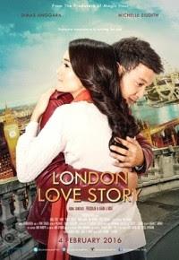 Film London Love Story 2016 Full Movie Gratis
