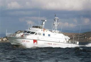 Guardia Costiera, consuntivo attività Mare Sicuro