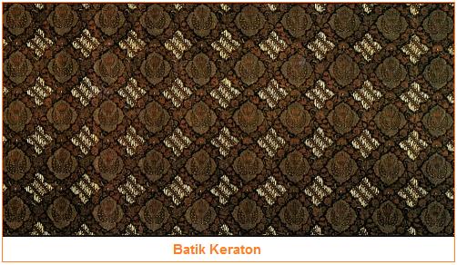 Batik Keraton - Batik pedalaman klasik