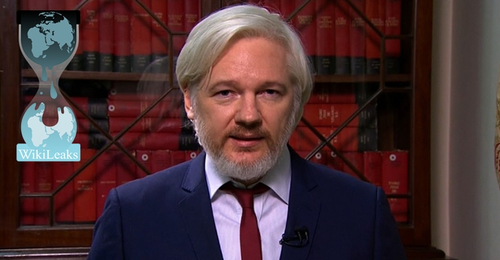 Wikileak's Julian Assange Could Be Set Free On Friday by United Nation