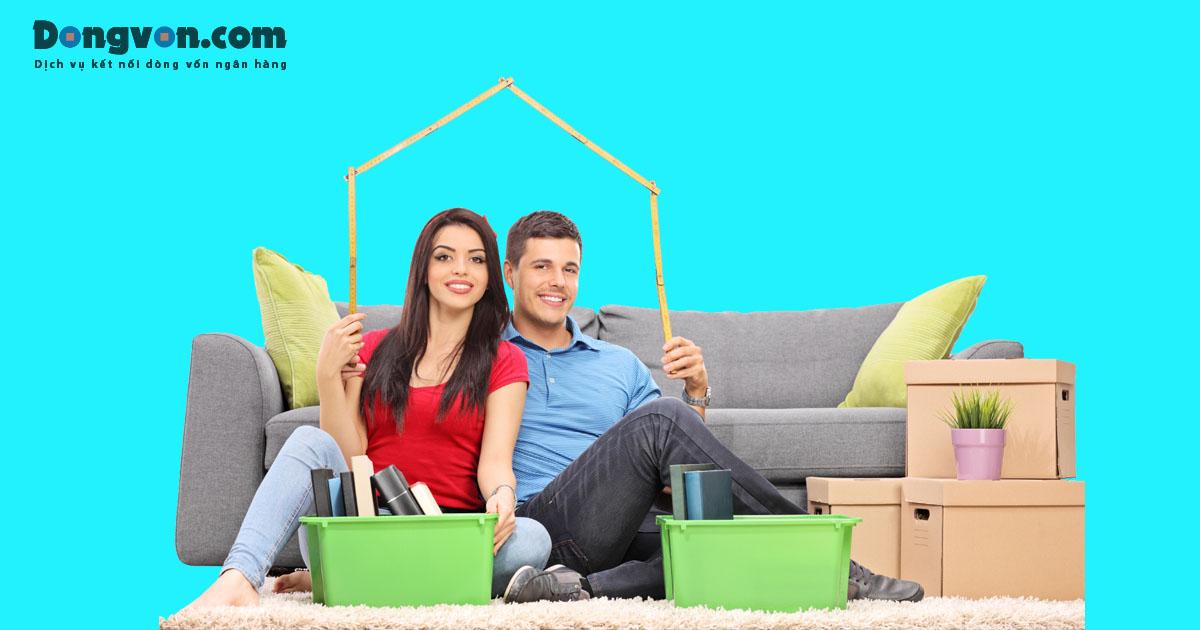 10 kinh nghiệm vay tiền mua nhà trả góp lãi suất thấp