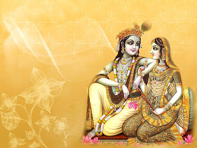 Radha Krishna Love Couple Images