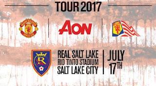 Manchester United vs Real Salt Lake
