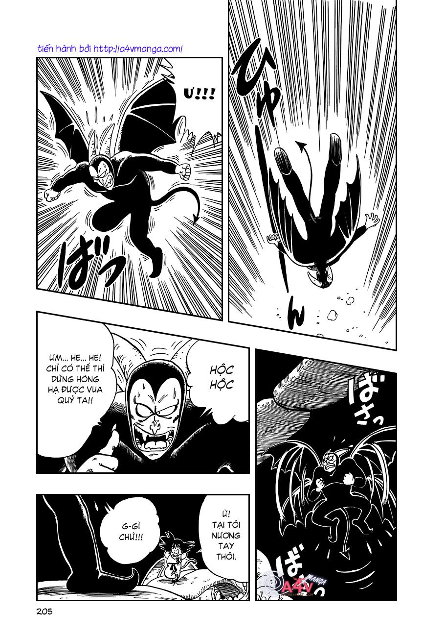 Dragon Ball chap 104 trang 4