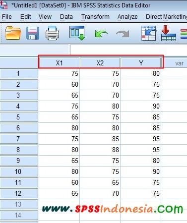 Cara Melakukan Analisis Korelasi Bivariate Pearson dengan SPSS