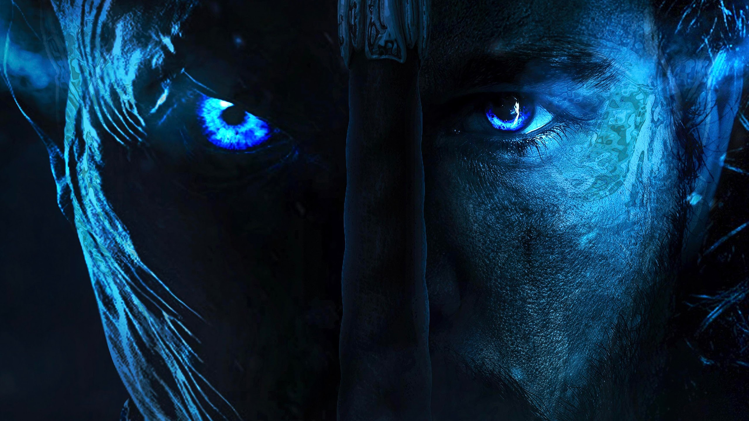 Night King And Jon Snow Game Of Thrones Season 8 4k Wallpaper 38