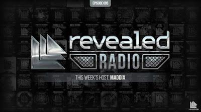 Revealed Radio 085 - Maddix