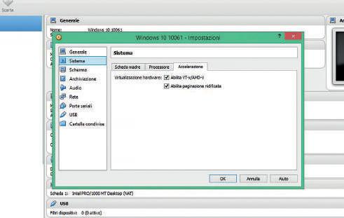 Come installare Windows 7 in VirtualBox: impostazione disco fisso