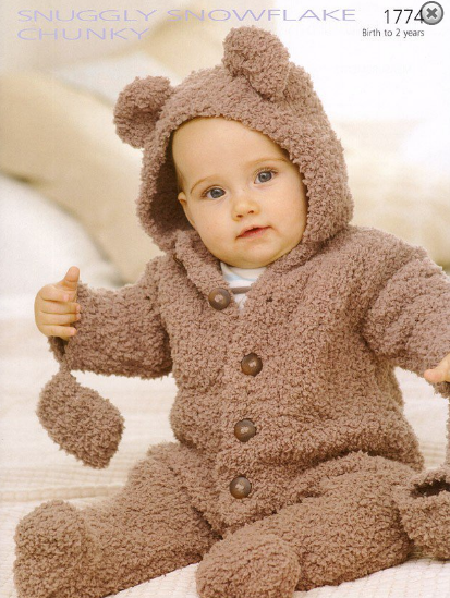 Deramores Baby Knitting Patterns