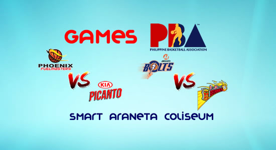 List of PBA Games: December 27 at Smart Araneta Coliseum 2017-2018 PBA Philippine Cup