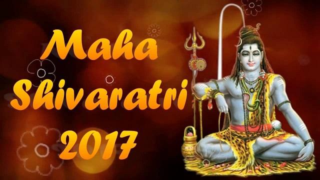 Happy Maha Shivaratri 2017