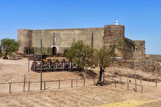 Castillo viejo o Castelo Velho.