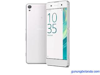 Cara Flashing Sony Xperia XA F3113 Via Flashtool