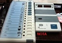 भारतीय प्रजातंत्र में नोटा की उपयोगिता