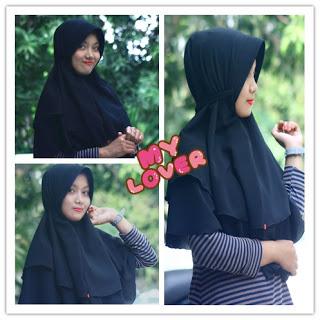 jilbab murah trendy